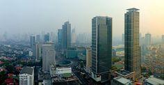 The Keraton Jakarta, 210 m, 46 fl
