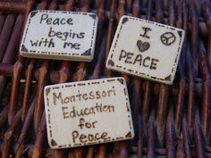 Peace Education Night idea