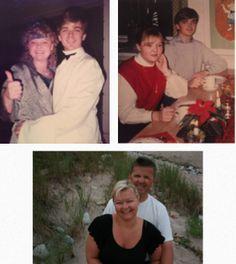 Standal og Sørnes.  De flyttet inn på Blindern 1984 & ut 1989 «Vi møttes på u- skolen. Kolvikbakken, Han var røff rockemusiker som likte damer, jeg var frøken prektig fra Hatlane. Etterhvert ble flørtingen mer alvorlig og han spurte meg om å bli kjærester.. Men, det var slutt 5 ganger mellom 79 og 85. Siden da har d vært oss og heldigvis ville begge til Blindern.» Nå bord deres to barn, Line & Lars, på BS