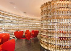The hotel in Washington DC made famous by the Watergate scandal has reopened with interiors by London studio Ron Arad Architects.