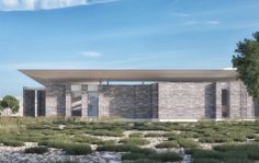 double roof for desert home