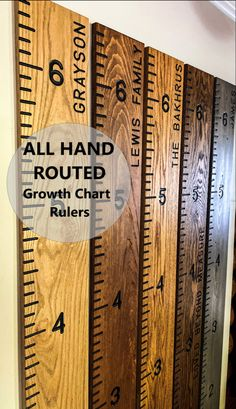 Wood Shop Projects, Woodworking Projects Diy, Diy Signs, Wood Signs, Wood Burn Designs, Growth Chart Ruler, Wood Burning Crafts, Wood Creations, Wood Toys
