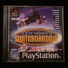 On instagram by almostagameaday  #retrogames #microhobbit (o)  http://ift.tt/1S2YGba  #tonyhawksskateboarding #tonyhawksproskater #thps #tonyhawk #skateboarding #skatelife #skateboard #tonihaukka #ps1 #PlayStation #game #gamer #gaming #nerd #geek #gamerlife #collector #consolegames #sony #gamingislife #retro #retrogaming  #gameart #pelaaja #pelit #retropelit #keräily