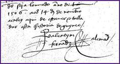 Manuscrito de Valentim Fernandes. Gracias a el sabemos, que el establecimiento de la población en Annobón, comenzó en 1503, y que por el año 1507 había sólo 9 habitantes (1940: 129-30) blancos. También dejo constancia de los nombres de los primeros  propietarios y sus andanzas. Arabic Calligraphy, Boyfriends, Names, Did You Know, Thanks, Arabic Calligraphy Art