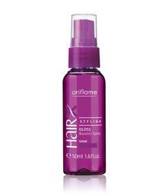 Spray Gloss Booster HairX Styling 50 ml
