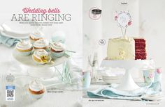 Attention brides-to-be: download a free DIY floral wedding cake topper! As featured in MyKitchen magazine, November 2015. Follow this link: http://www.mykitchensa.co.za/category/free_downloads/     Photography & styling: Diane & Christoph Heierli    #DIY #cake #topper #floral #wreath #wedding #mykitchen #free #printable #template #download