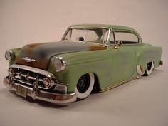 Nice patina 53 Chevy