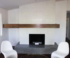 eyebrow fireplace