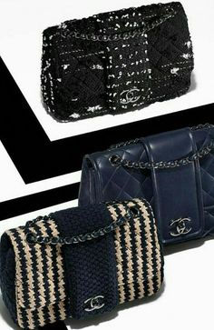 b08c0c41c5bda1 48 Best Chanel Handbags (Blue) images | Chanel bags, Chanel handbags ...
