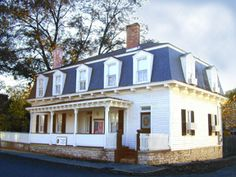 Dr. Hertich's House, Bed & Breakfasts, Sainte Genevieve, MO 63670 - index