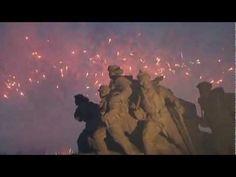 Korean War Victory Day Firework in Pyongyang