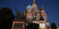 15 lugares para ver en Moscú