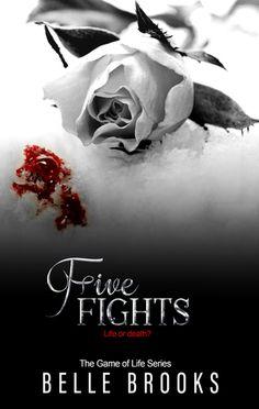 Five Fights by Belle Brooks Reviewed By Beckie Bookworm. https://www.facebook.com/beckiebookworm/ www.beckiebookworm.com