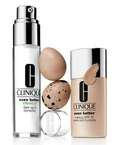 Clinique Even Better Clinical Dark Spot Corrector Serum, Dark Spot Corrector, Clinique Makeup, Contour Makeup, Makeup Lipstick, Makeup Art, Makeup Tips, Acne Skin, Acne Scars