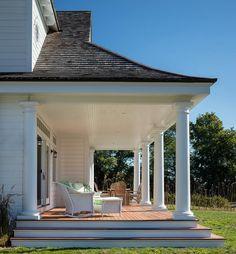 House of Turquoise: Ronald F. DiMauro Architects