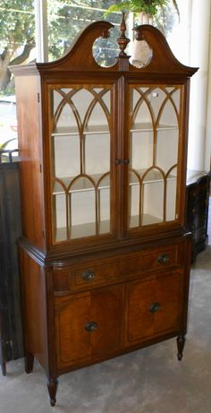 Antique China Cabinets | China Cabinet 22 Click here to view all of our china  cabinets