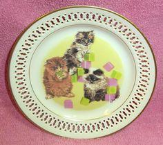 Bing & Grondahl The New Generation Kittens Collectible Plate Copenhagen | eBay