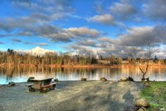 Derby Campground in Langley BC