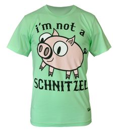 Hmmm...but with a little time and effort you could be an excellent schnitzel.  Dream big little pig! Dream big!