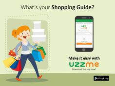 Are you in the middle of shopping? Tired off searching your favorites? Why not check all the nearby shops at one shot with Uzzme App?
