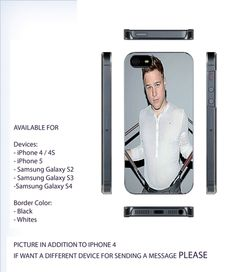 NOTICE : please leave note about the iphone case you want to order because iphone 4/4S and iphone 5 are different in size.   Offers the best protection for your phone. The case fits the iphone 4 or 4S perfectly (back and sides) and also available for iphone 5 ( by request ), offers room for al...
