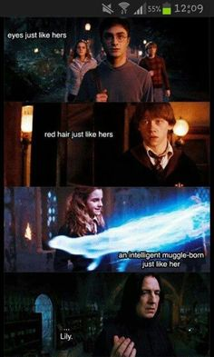 Sure, Snape didn't like Harry but he had no reason to dislike Ron or Hermione. This might explain it...