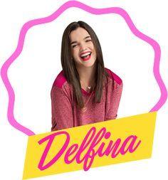 Imagenes de Soy Luna Personajes Delfina
