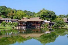 彦根藩 藩邸の玄宮園