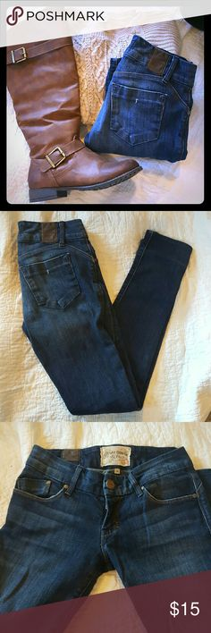 """*Dylan George & Co.* skinny jeans Great condition skinny jeans. Not a lot of stretch 25"""" waist 29""""inseam Dylan George & Co. Jeans Skinny"""