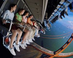 SOARIN!! That ride is sooo cool!!! If you ever go to Epcot you must ride it. Its in the Canadian section. -Masie