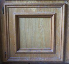 add molding to flat cabinet doors | Cabinet Door