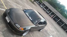 brow car  honda civic EG8Thailand  #THDMSTYLE #RACEBROWN  in Face book