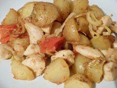 Tefal Actifry Zesty Chilli Chicken