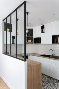 Rénovation Paris – devis gratuit rénovation Paris – MCH Mon Concept Habitation - Rénovation Paris #Appartmentdecoration
