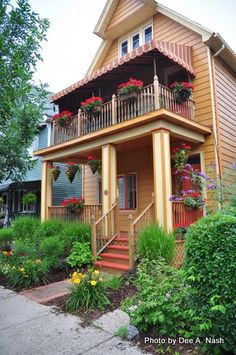 Buffalo Cottage District - Red Dirt Ramblings®