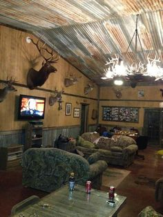 maybe jason will be lucky enough someday to have a man cave...