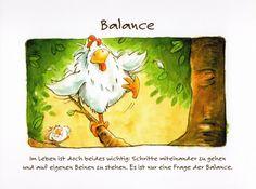 """Kalender """"Unter uns gesagt"""". Grafik Werkstatt Bielefeld #Sprüche #Balance"""