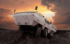 Ejder 6X6 Zırhlı Muharebe Aracı Nurol Makina - https://teknoformat.com/ejder-6x6-zirhli-muharebe-araci-nurol-makina-7568
