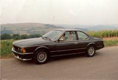 1980 BMW 635CSi (Euro)