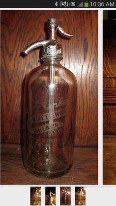 #vintage #carafes #soda