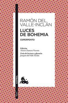 Ramón del Valle-Inclán 1920, Luces de bohemia.