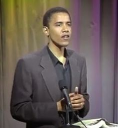 "Newly Discovered Tape from 1995: Obama admits he was mentored by vicious Communist Frank Marshall Davis Interesting how this just turns up now, ain't it? Cliff Kincaid reports: In an extraordinary development, film of Obama explicitly and openly identifying ""Frank"" as Frank Marshall Davis has suddenly surfaced on the Internet. It is described as having been recorded on September 20, 1995, with the program originally airing on Channel 37 Cambridge Municipal Television as an episode of the…"