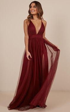 1246 Mejores Imágenes De Vestido De Dama De Honor Color Vino