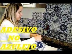 ADESIVO PARA AZULEJO- Maneira Fácil e Eficaz de Colar! - YouTube