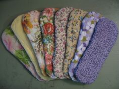 How to make your own menstrual pads- a very simple pattern
