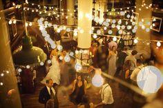 rachelfershleiser:    monsterjenn:    bookstore wedding    Just another Housing Works Bookstore Wedding, no big.