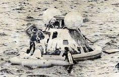 April 17, 1970: Apollo 13 returns to Earth
