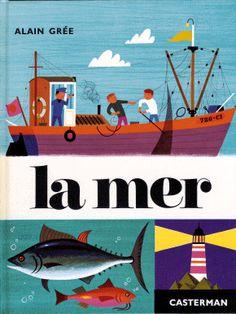 Alain Grée La mer