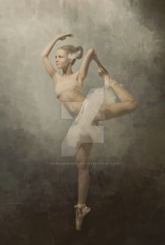 Stock Credits http://mariamurphyart.deviantart.com/art/The-Ballerina-538008224