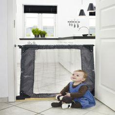 Barreras para bebes designer babydan barrera de seguridad para ni os combinada en aluminio y - Seguridad escaleras ninos ...